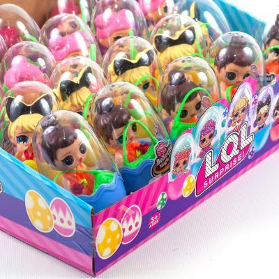 Кукла в шаре (LOL-01A)