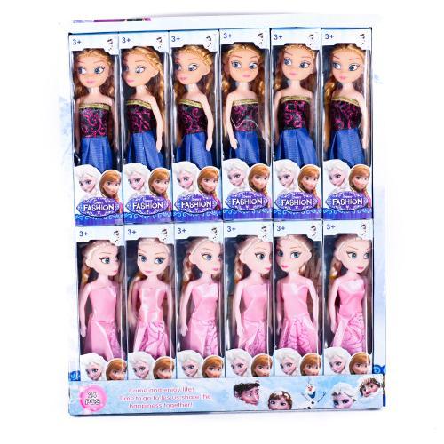 Кукла FR, 15см, 24шт(3вида) в дисплее, 34-28-6,5см, 3321-83