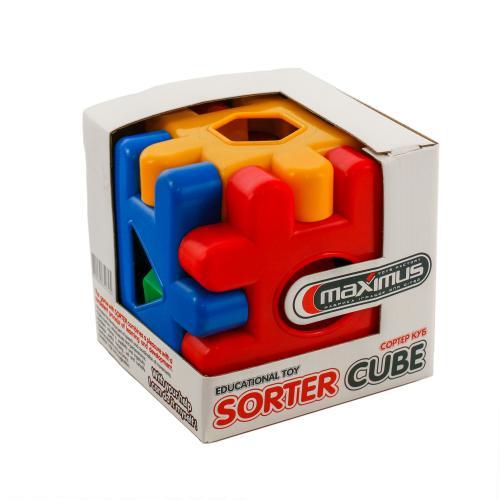 Сортер куб (арт. 5272)-/12, MAX 5272