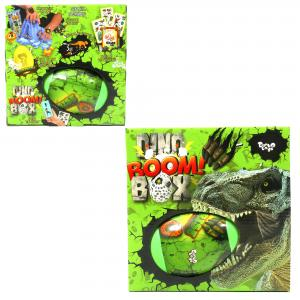 """Креативное творчество """"Dino Boom Box"""" УКР"""
