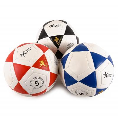 Мяч футбол CL1831 (30шт) №5, PVC, 400г, 3 цвета