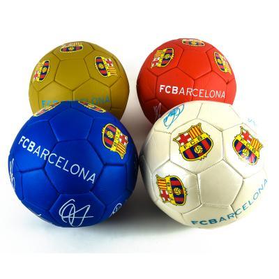 Мяч футбол FB190324 (30шт)№5, PVC, 310 грамм, 4 ви