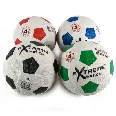 Мяч футбольный FB20111 (30 шт) №5,резиновый, 380 г