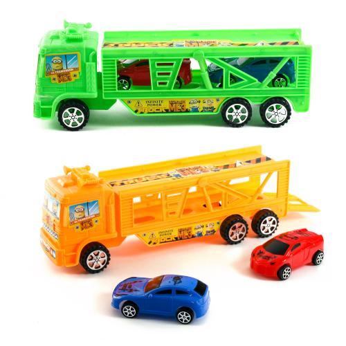 Трейлер с 2 машинами, 6627A-2