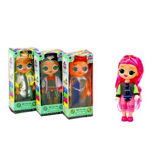 Кукла LOL, светится в темноте, 3666-87