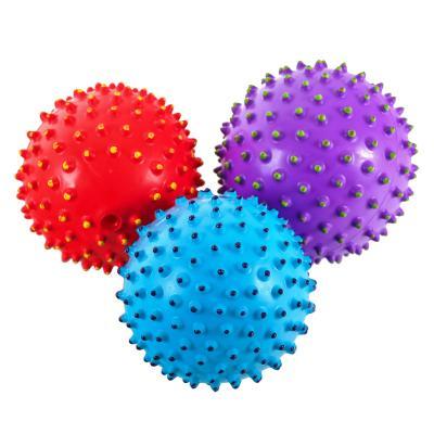 Мяч массажный 5 дюймов, ПВХ, 45г