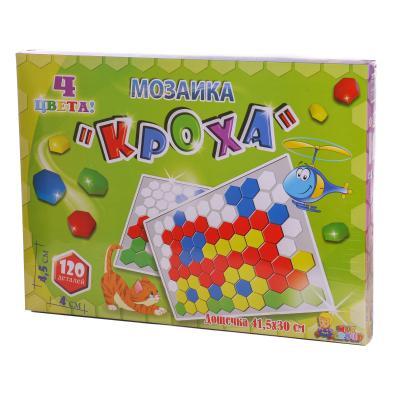 """Мозаика """" Кроха"""" (120 дет.)"""