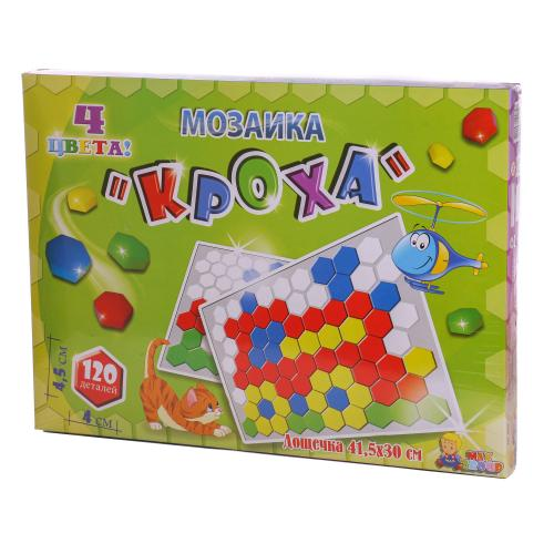 "Мозаика ""Кроха"" (120 дет.), МГ 082"