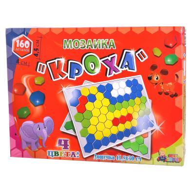 """Мозаика """" Кроха"""" (160 дет.)"""