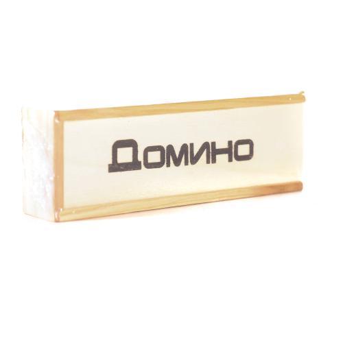 Домино в деревянной кор-ке, 14,5-5-3см, M 0027