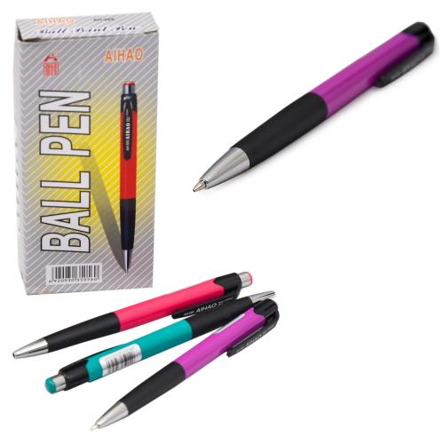 Ручка AIHAO, шариковая, 12 шт. (цена за упаковку), WK-AH-505