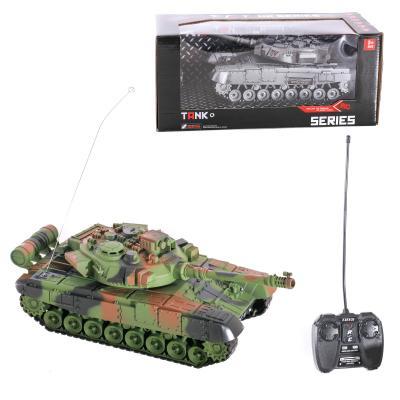 Танк XJ13-A (24шт) р/у,аккум,30см, звук,свет,подвиж