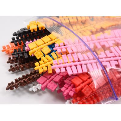 Пиксельная мозаика, 1188 деталей, Техно 7020