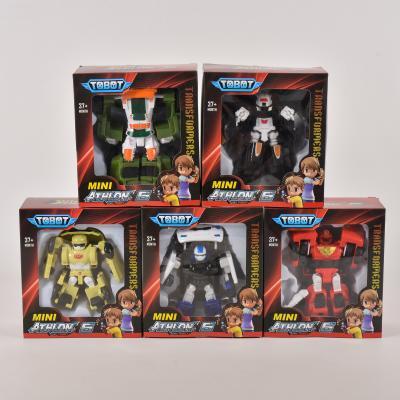 Робот-трансформер в коробке, 128