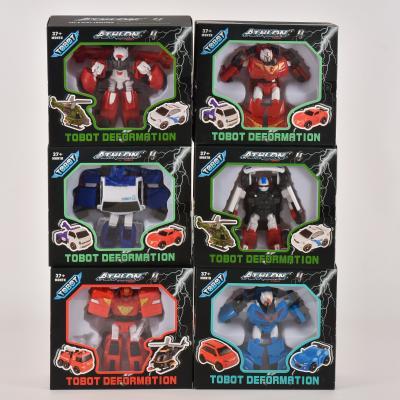 Робот-трансформер в коробке, 525-120