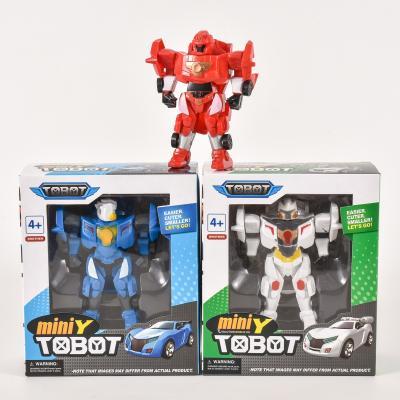 """Робот-трансформер """"Tobot"""", A38"""