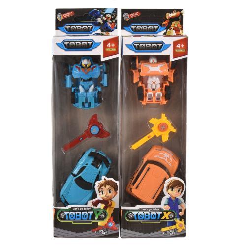 """Робот- трансформер """"Tobot"""" в коробке, A6"""