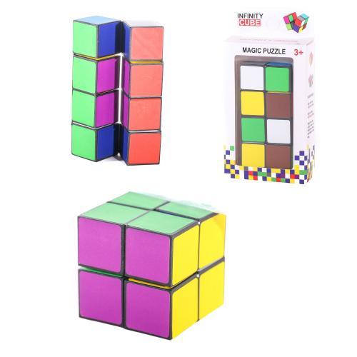 Игра 9908 (120шт) логическая, кубики, в кор-ке, 7, 9908