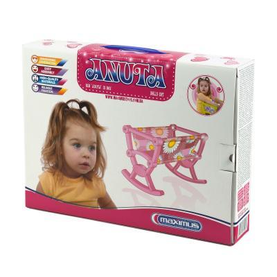 """""""Анюта 1"""" кровать для кукол"""