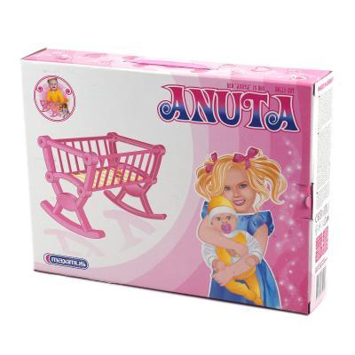 """""""Анюта """" кроватка для кукол"""