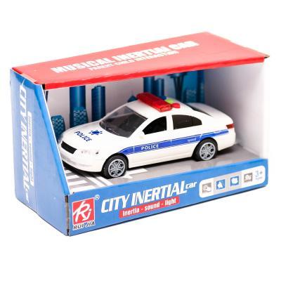 """Машина """" Поліція"""" з  муз. з світ. ефект. (коробка)"""