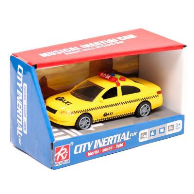 """Машина """" Таксі"""" з  муз. з світ. ефект. (коробка)"""