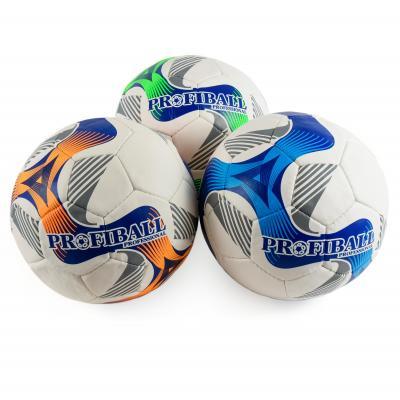 Мяч футбольный 2500-135 (30шт) размер 5, ПУ1,4мм