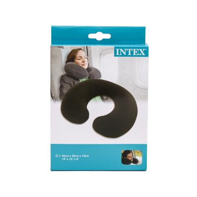 Подушка-подголовник Intex