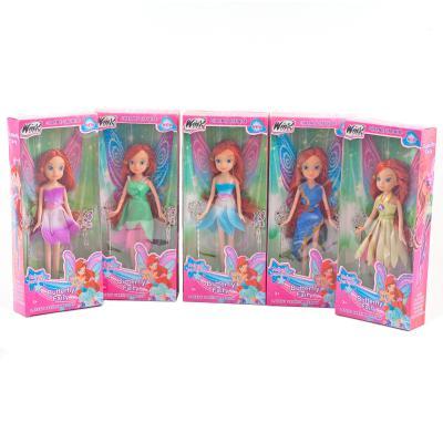 Кукла Фея 22 см / 4 вида, 8104A-1