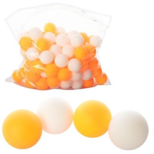 Теннисные шарики MS 0451 (2880шт) 40мм, PP, шовный, MS 0451