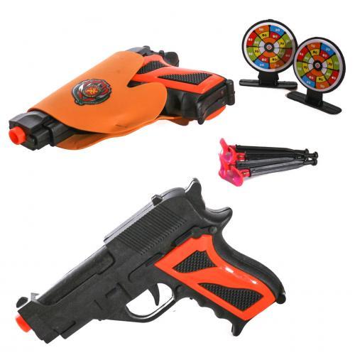Набор оружия 02-8-03-11 (240шт) пистолет 2шт, на п, 02-8-03-11