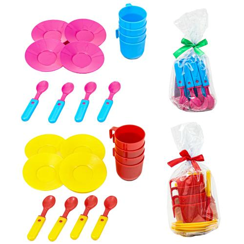 Набор посуды, 4 персоны, KW-04-430