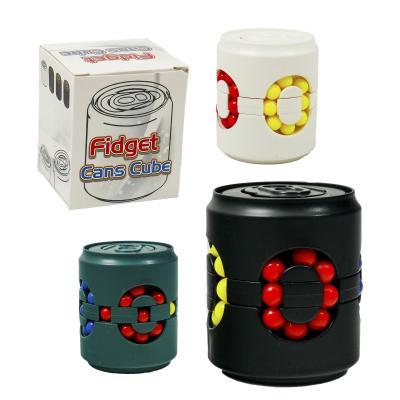 Спиннер Fidget Cans Cube, головоломка