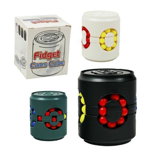 Спиннер Fidget Cans Cube, головоломка, 1808-26