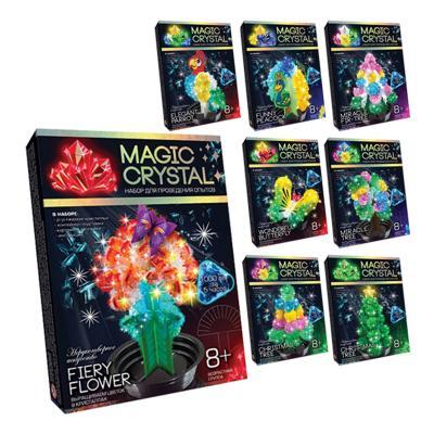 """Набір для проведення дослідів """"MAGIC CRYSTAL"""" (16)"""