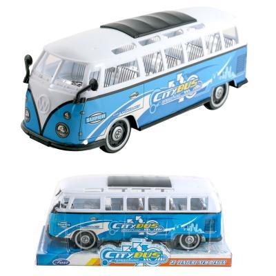 Автобус инерц. в слюде, TQ123-26A