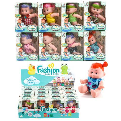 Пупсик Fashion (цена за штуку), 5888-1