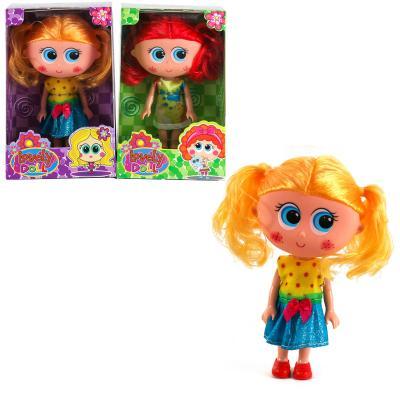 Кукла 19 см, 4 вида