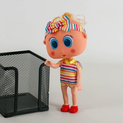 Кукла 19 см, 4 вида, 9326