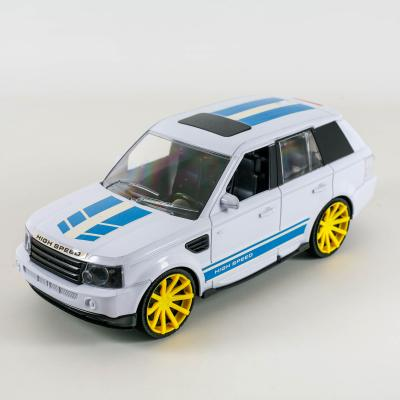 """Машина """"Ренж"""" инерц., CX688-3"""