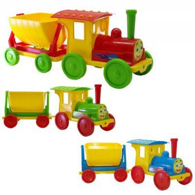 Поезд-конструктор 1 прицеп