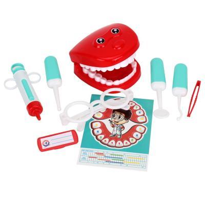 Наб 6641 стоматолога (бур, дзеркало, зонд, шприц т, Техно 6641