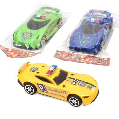 Машинка 399-170 (360шт) инер-я, 18см, 2вида, микс