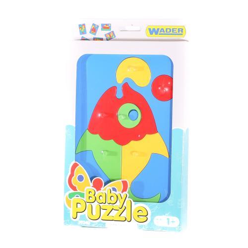 """Игрушка розвив""""Baby puzzles"""" кор, 39340"""