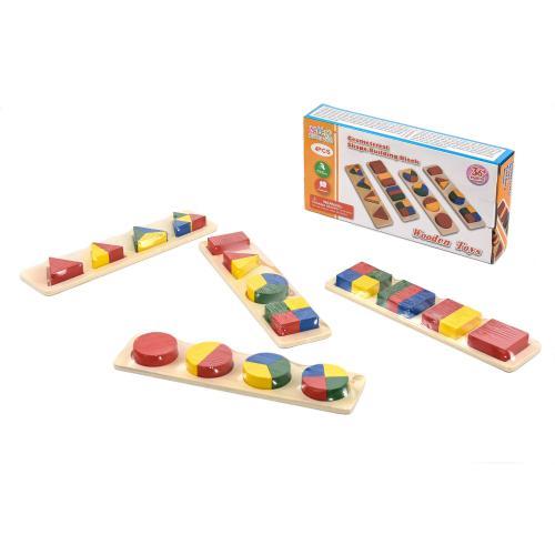 """Деревянная игрушка """"Логика"""", 505B"""