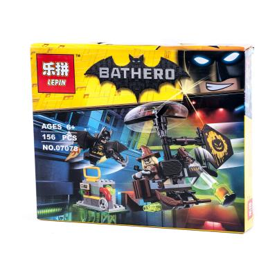 "Конструктор в дисплее LEPIN ""BAT HERO"""