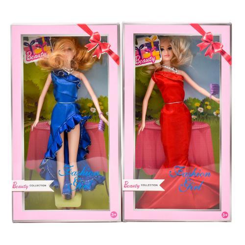 """Кукла """"Вечерний наряд"""", 701-108"""