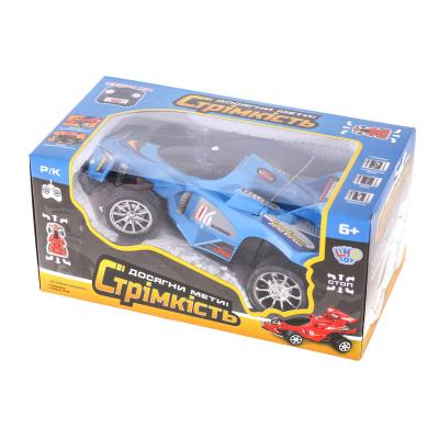 Машина 0909S-4F (72шт) р/у, гоночная, 19-8,5-10см