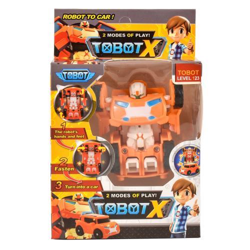 Трансформер 50082 (144шт) ТВТ, робот+машинка, 7см, 50082
