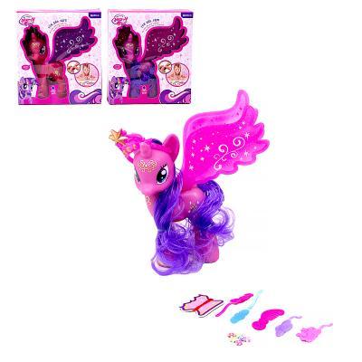 Лошадка My Lovely Merry, с крыльями